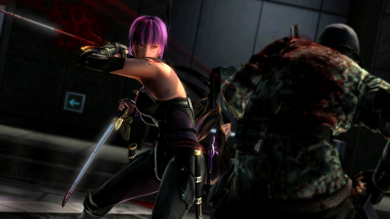 Details On New Additions For Ninja Gaiden 3 Razor S Edge