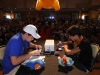 The finalist of the 2012 Pokémon world Championships play at the Hilton Waikoloa Village Sunday, Aug. 12, 2012, in Waikoloa, Hawaii. The world champion Pokémon card player and video game player will be crowned.  Photo By Pokémon World Championships