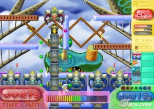 Rainbow Islands Towering Adventure Picture