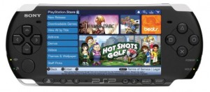 PSP-Store-menu-screen