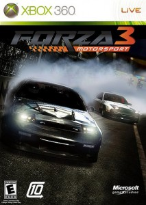 forza 3 cover by kmddoom