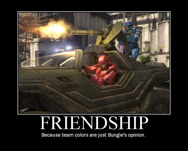 Funny Pictures go here - Page 6 Halo-motivational-poster
