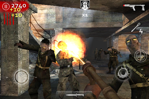 cod world at war zombies ios free download