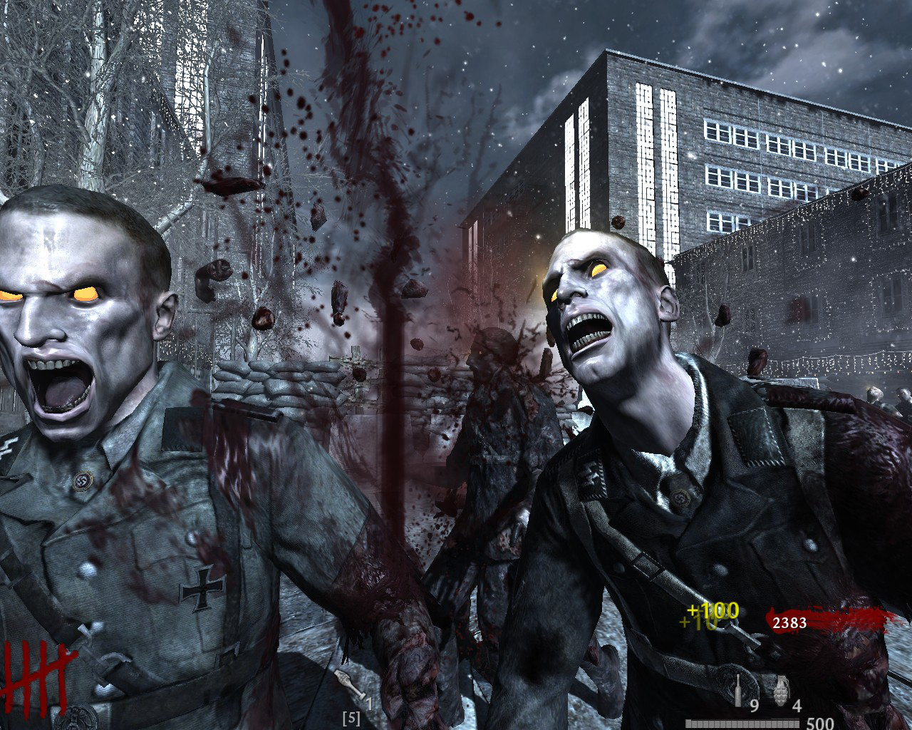 waw zombies on pc