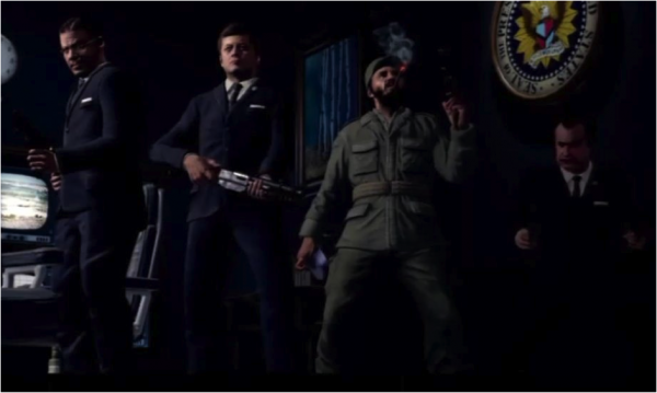call of duty black ops jfk zombies. Abraham: Zombies is pretty