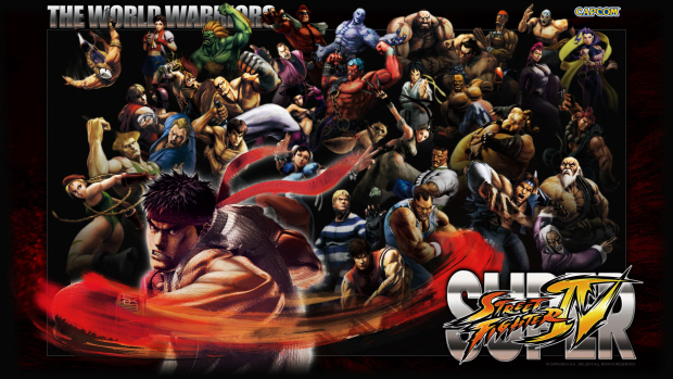 street fighter 4 wallpaper. super-street-fighter-iv-all-