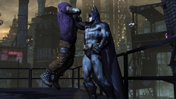 Batman Arkham City Launches Today On Xbox 360 And PlayStation 3