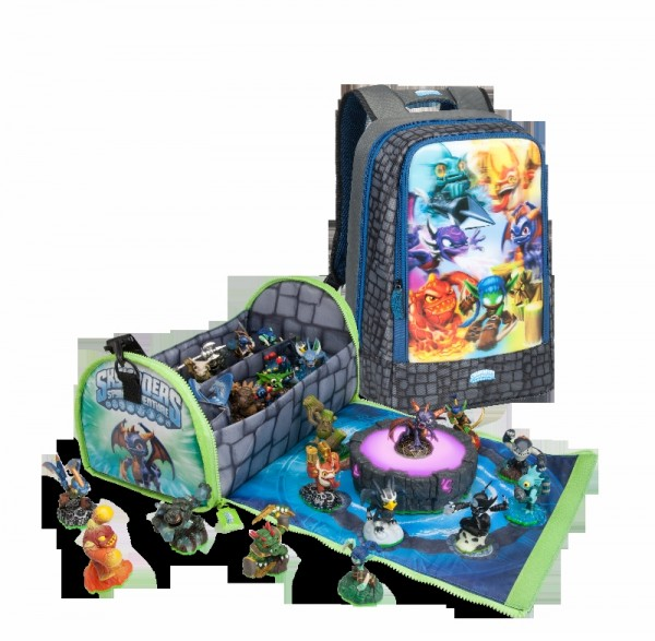 sc 1 st  Fanboy Gaming & PowerA announces Skylanders display and storage accessories