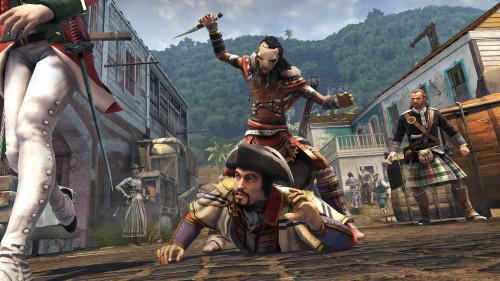 New Assassin's Creed III DLC Packs Now Available for the Wii U