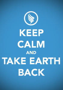 Take earth back