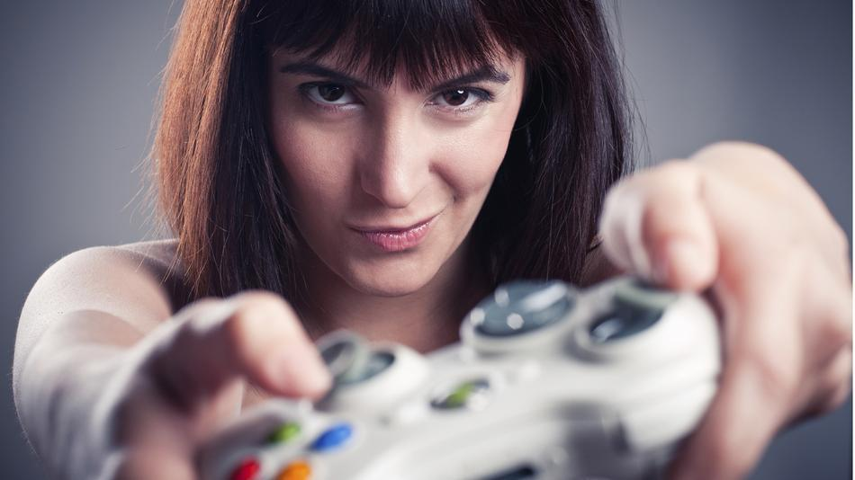 women video games
