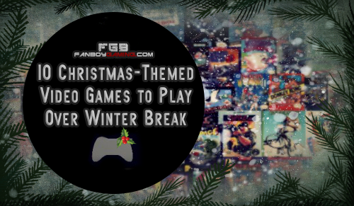 10 Christmas-Themed Video Games to Play Over Winter Break