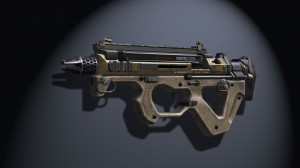 Call of Duty Strike Team SMG Class