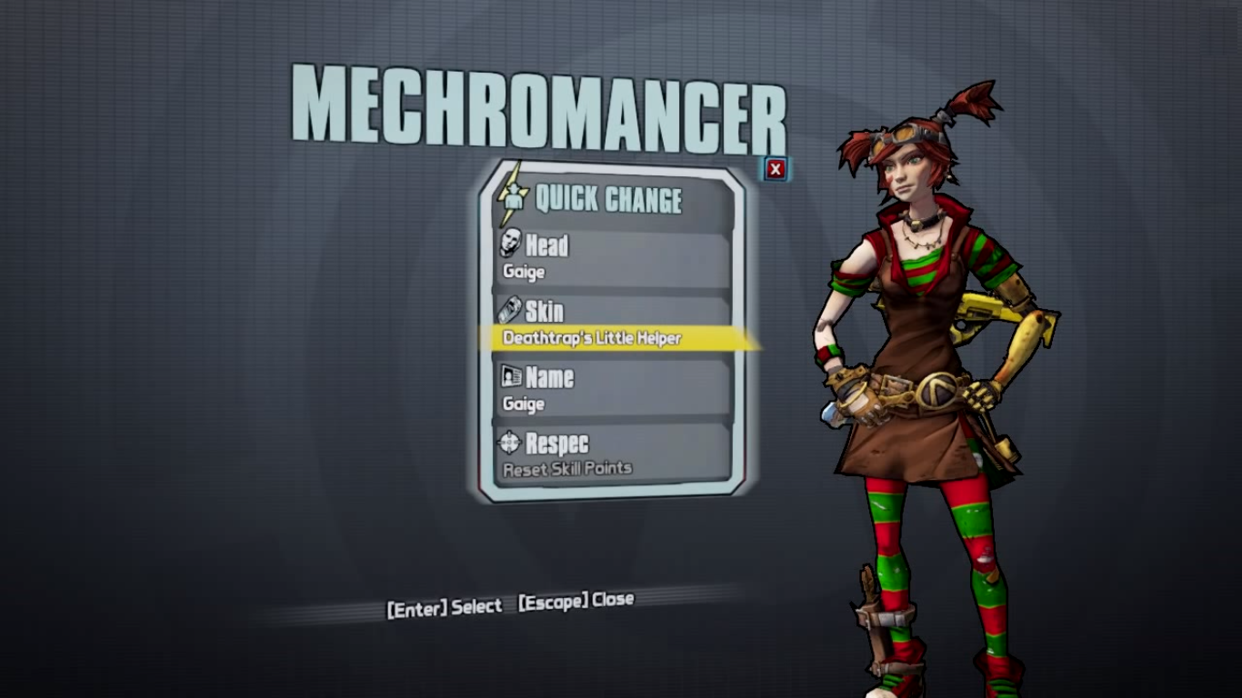 Borderlands 2's Christmas DLC Arrives Next Week