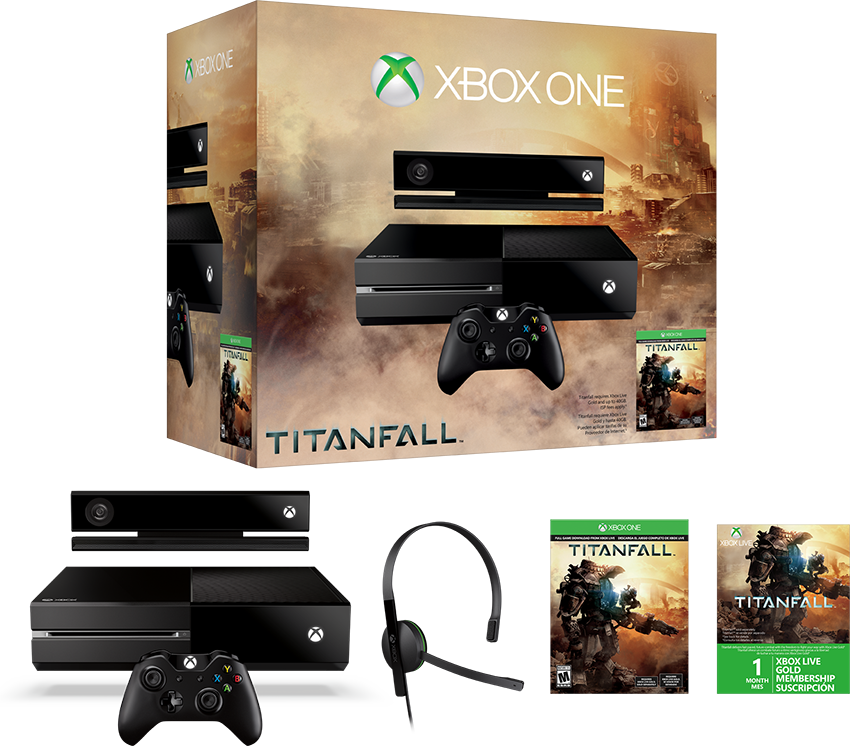 1393257064-xbox-one-titanfall-bundleXbox One Titanfall Bundle