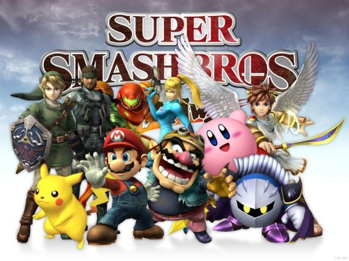 Super Smash Bros-326874