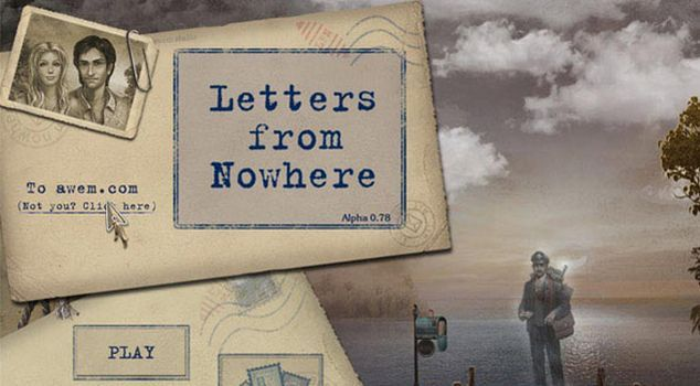 Letters From Nowhere A Hidden Object Mystery Now On
