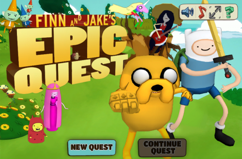 Finn_and_Jakes_epic_quest_title_screen