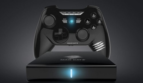 OnLive and Mad Catz Bring AAA Games to Big Screens with the