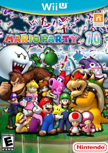 Mario Wii U Games : Mario party finally hits wii u e