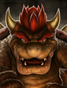 bowser alt art