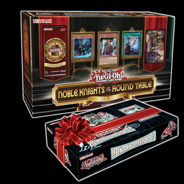 Yugioh noble knights of the round table for 10 knights of the round table