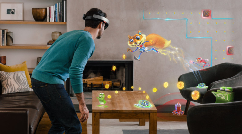 Microsoft HoloLens Development Edition Exclusive Partner Asobo Studio Announces New Titles - Fragments & Young Conker2