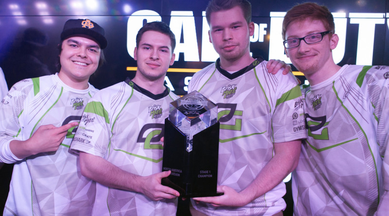 OpTic Gaming wins North American Stage 1CWL Finals