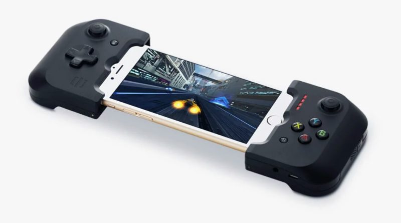 Gamevice makes your iPhone a gaming powerhouse