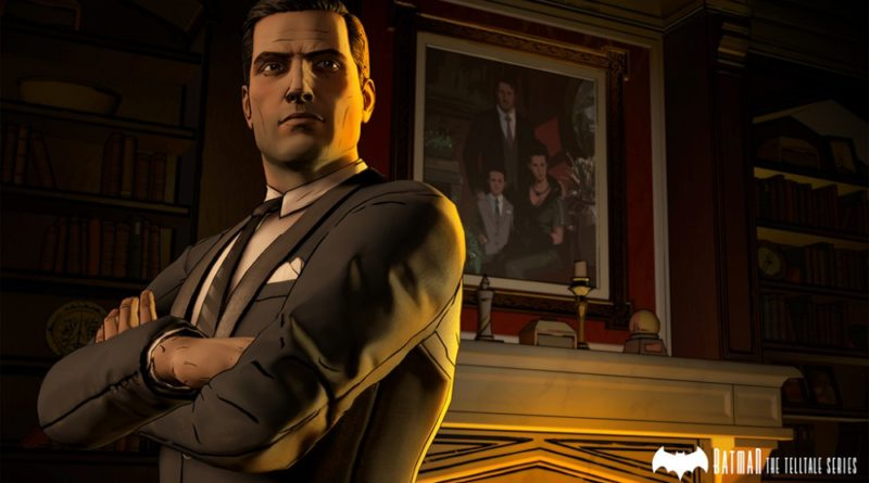 Will Batman – Telltale episode 2 live up to episode 1?