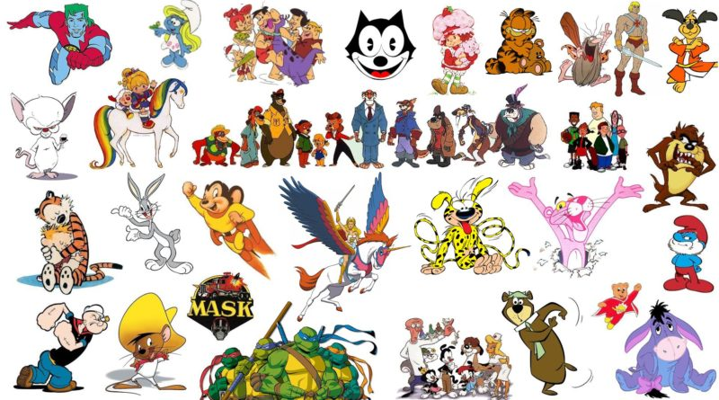 Top Cartoon Characters of All Time List is Mind Blowing