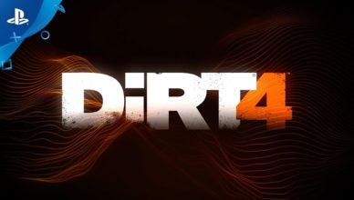 DiRT 4 – Announce Trailer