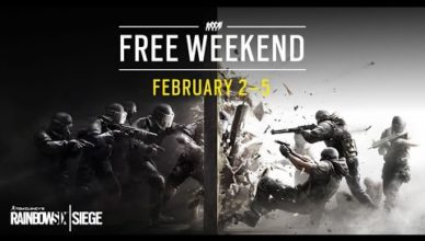 Tom Clancy's Rainbow Six Siege – Free Weekend