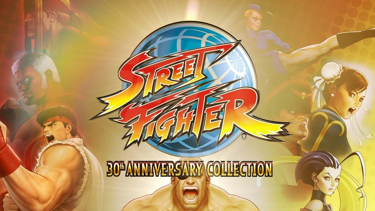 Street Fighter 30th Anniversary Collection Announcement Trailer