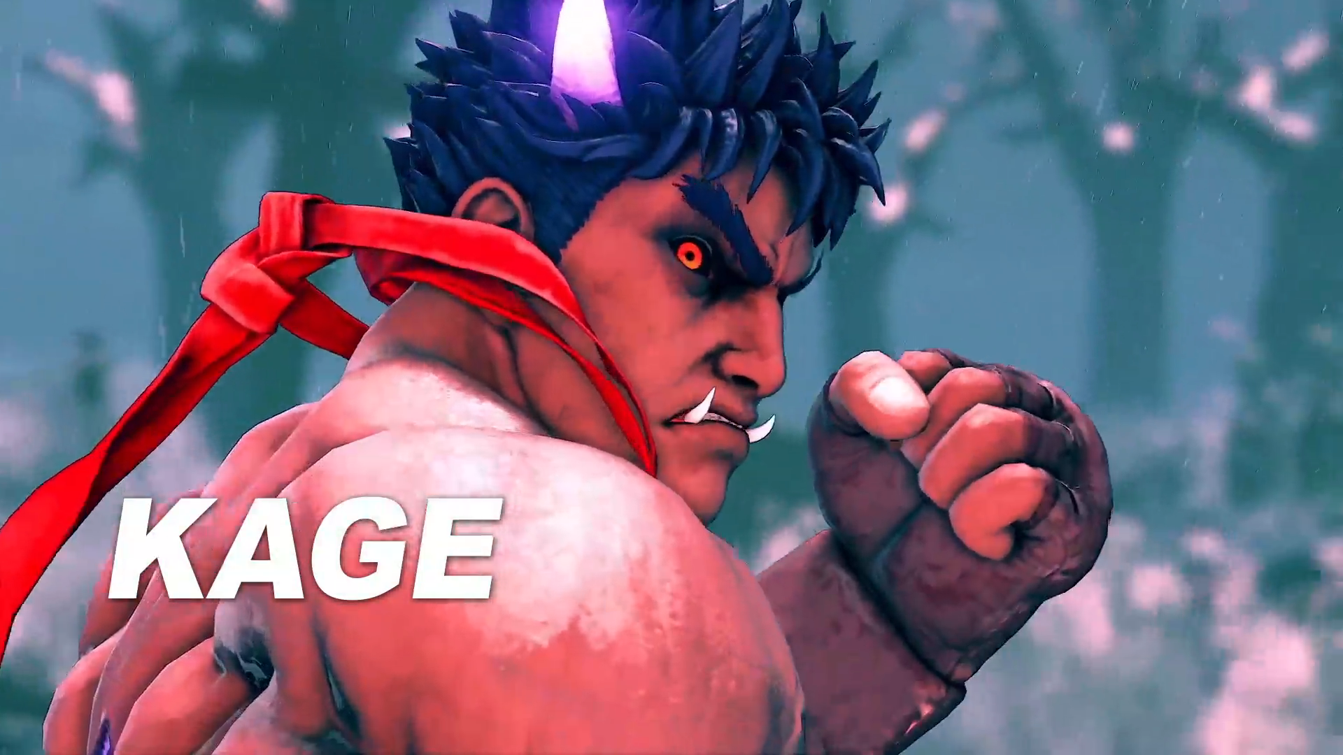 Street Fighter V Beginning Of Season 4 And New Character Kage